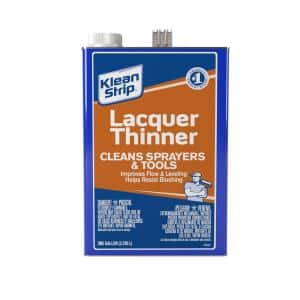 1 Gal. Lacquer Thinner