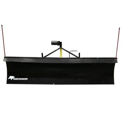 84 in. x 22 in. Snow Plow for 1500 Ram Trucks, F-150 Series and 1500 Chevy Trucks