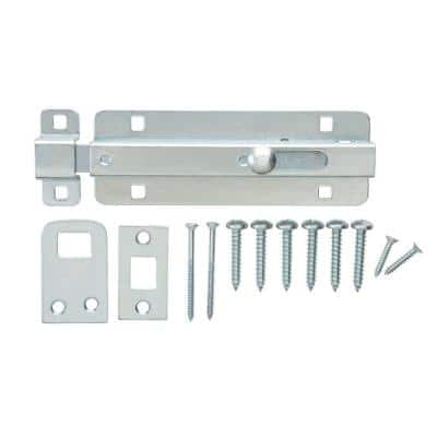 6-1/2 in. Zinc-Plated Heavy Duty Spring Bolt