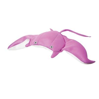 Stingray Float for Swimming Pools – Purple