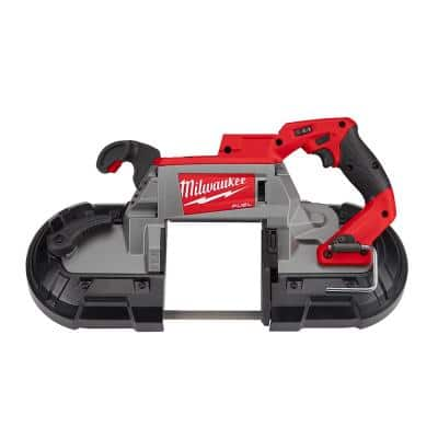 M18 FUEL 18-Volt Lithium-Ion Brushless Cordless Deep Cut Dual-Trigger Band Saw (Tool-Only)