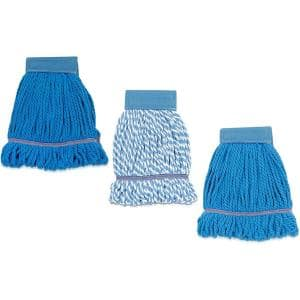 Simpli-Magic Microfiber Replacement String Mop Head (3-Pack)