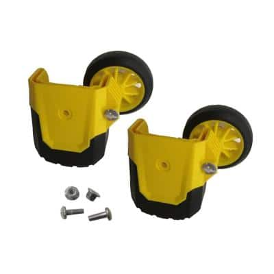 Wheel Kit for Gorilla GLMPXA Multiposition Ladders