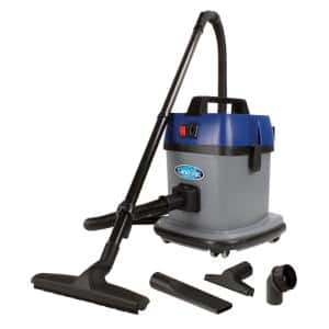 3 Gal. Commercial Canister Dry Vacuum 1,000-Watt Motor for Small to Mid-Size Jobs