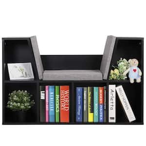 Deals on VEIKOUS Kids Furniture Child Storage Bookcase Reading Nook