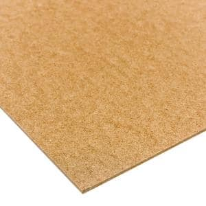 1/8 in. x 2 ft. x 4 ft. Project Panel Tempered Hardboard (Actual: 0.115 in. x 23.75 in. x 47.75 in.)