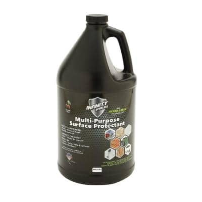 1 gal. Cherry Multi-Purpose Surface Protectant Stain Blocker Odor-Smoke Eliminator Repellent