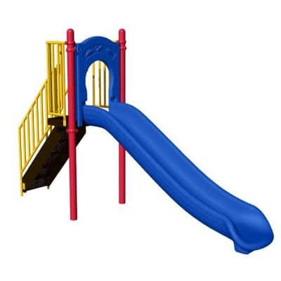 UPlay Today 4 ft. Commercial Park Slide