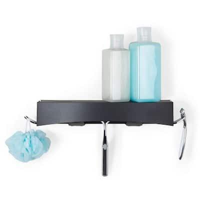 Clever Flip Shelf in Black