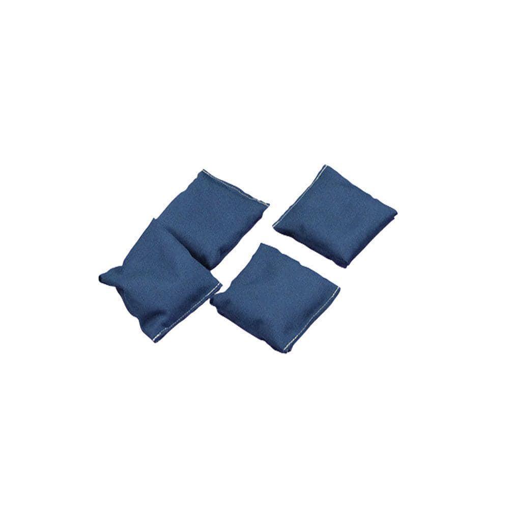 Gronomics Blue Bean Bags Set Of 4 Bblu 4 The Home Depot
