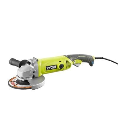 7 in. 10 Amp Angle Grinder
