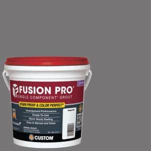 Fusion Pro #19 Pewter 1 Gal. Single Component Grout
