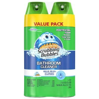 22 oz. Fresh Foaming Bathroom Cleaner (2-Pack)