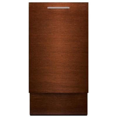 18 in. Panel Ready Top Control Dishwasher with Stainless Steel Tub, 50 dBA