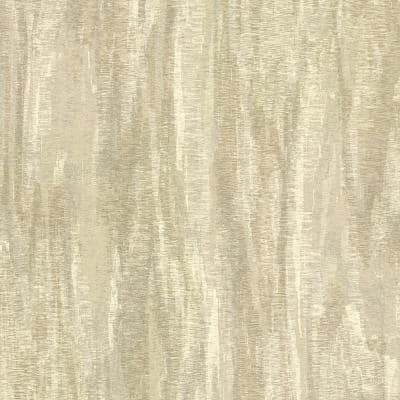 Distressed Textures Gold Wallpaper Sample