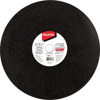 14 in. Abrasive Cut-Off Wheel for Ferrous Metals (10-Pack)