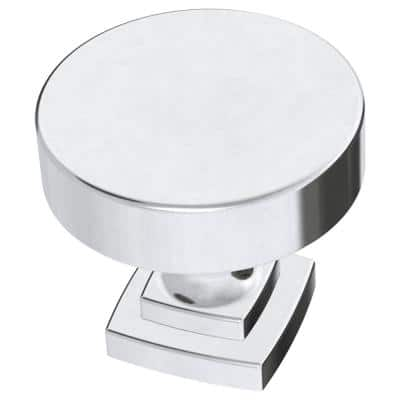 Classic Bell 1-1/4 in. (32 mm) Polished Chrome Cabinet Knob