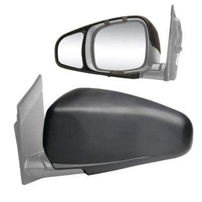 Clip-on Towing Mirror Set for 2008 - 2016 Town and Country; 2008 - 2017 Grand Caravan; 2009 - 2015 Routan