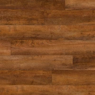 Rustic Cherry 12mm Thick x 6.1 in. Wide x 47.64 in. Length Laminate Flooring (14.13 sq. ft. / case)