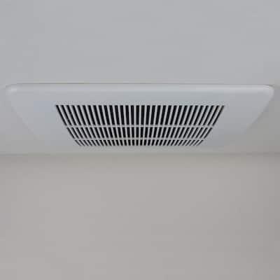 Ultra-Quiet 140 CFM, 1.0 Sone Bathroom Ventilation and Exhaust Fan, 6 in. Duct