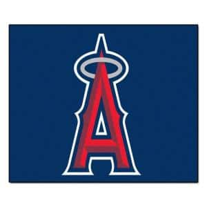 Los Angeles Angels 5 ft. x 6 ft. Tailgater Rug