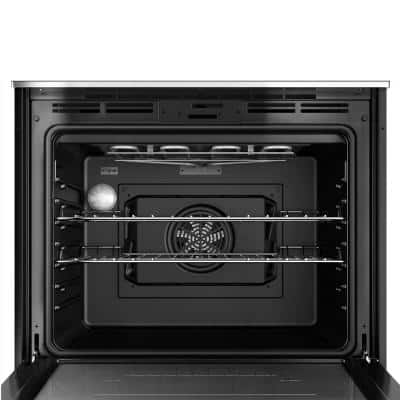 500 Series 30 in. Single Electric Wall Oven with European Convection and Self Cleaning in Stainless Steel