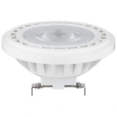 50-Watt Equivalent AR111 Aluminum Reflector 36-Degree Spotlight LED Light Bulb in Warm White 3000K (1-Bulb)