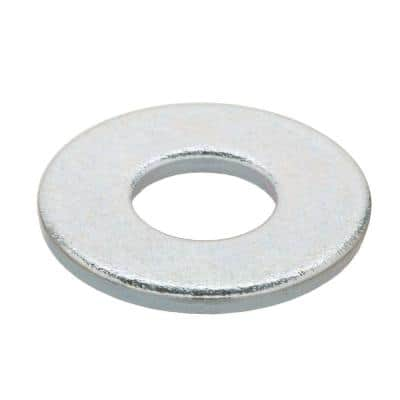1/4 in. Zinc-Plated Flat Washer (25-Piece per Bag)