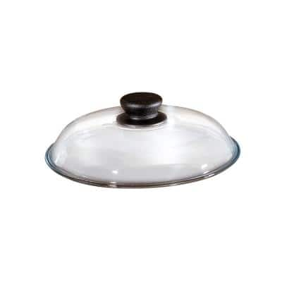 Berndes High Domed Pyrex Glass Clear Lid