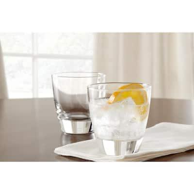 Egerton 10.75 oz. Double Old-Fashioned Glasses (Set of 4)