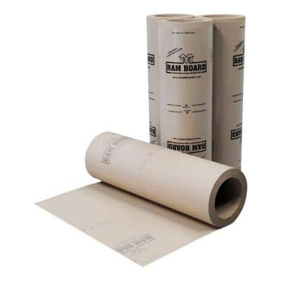 0.042 in. x 38 in. x 100 ft. Ram Board Temporary Floor Protection