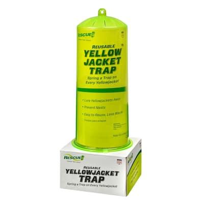 Reusable Yellow Jacket Trap