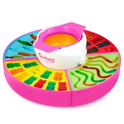 Multi-Colored Gummy Candy Maker
