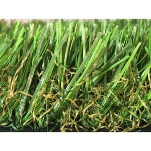 3D-W Premium 65 Spring 15 ft. Wide x Cut to Length Artificial Grass