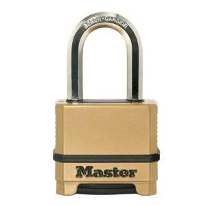 M175XDLF Magnum Heavy Duty Outdoor Combination Padlock, 1 Pack