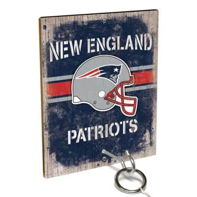 NFL - New England Patriots Hook and Ring Toss Game