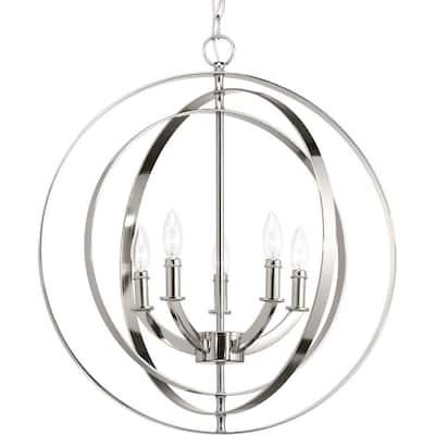 Equinox Collection Five-Light Pendant