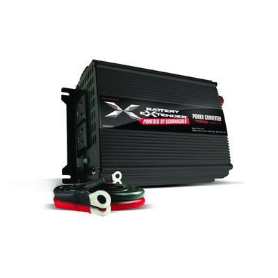 Battery Extender 12-Volt, 1,000-Watt Power Converter