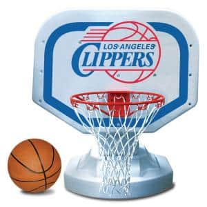 LA Clippers NBA Competition Swimming Pool Basketball Game