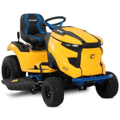 XT1 Enduro LT 42 in. 56-Volt MAX 60 Ah Battery Lithium-Ion Electric Drive Cordless Riding Lawn Tractor