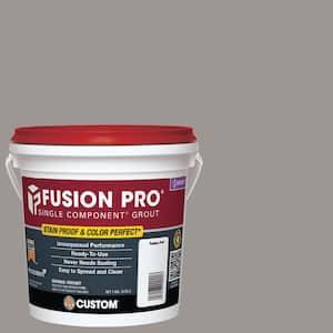 Fusion Pro #165 Delorean Gray 1 Gal. Single Component Grout