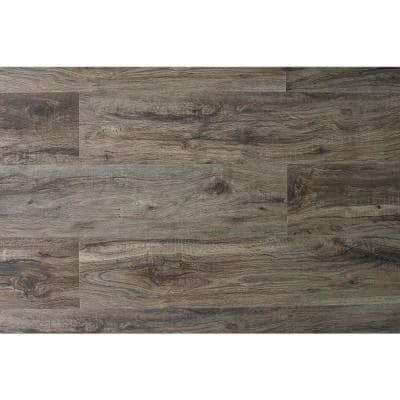 Manifesto Grand Bistre 7 in. W x 60 in. L SPC Vinyl Plank Flooring (23.90 sq. ft.)