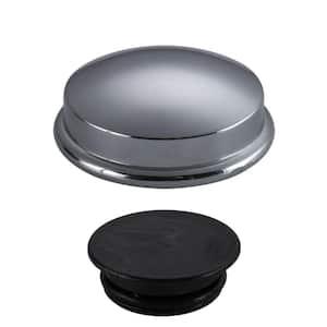 Aragon 2-Handle Kitchen Faucet Spout Cap in Chrome