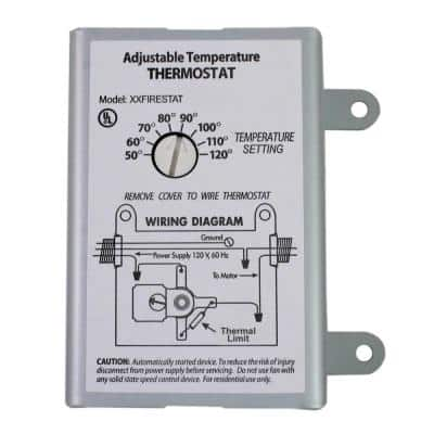 10 Amp Programmable Thermostat