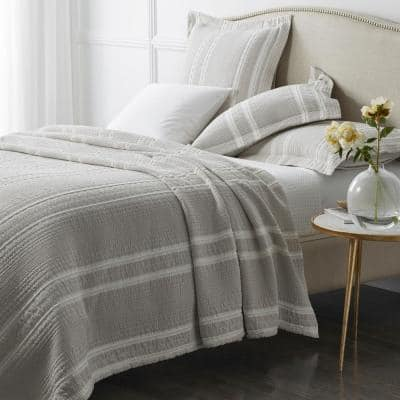 Hollins Legends® Luxury Cotton Coverlet