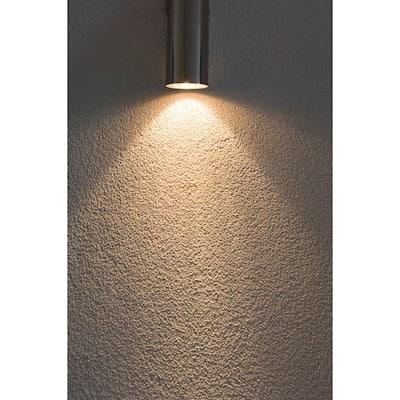 75-Watt Black Outdoor Wall Lantern Sconce Down Light