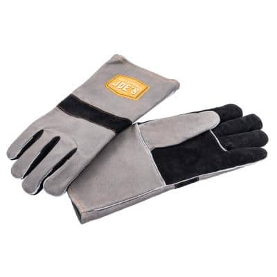 Leather BBQ Gloves