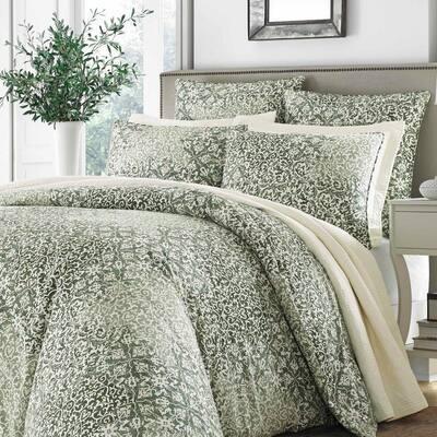 Abingdon Floral Duvet Cover Set