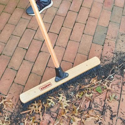 24 in. Wet/Dry Clean-Up Push Broom