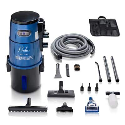 5.88 Gal. Professional Shop Wall Mounted Garage Wet/Dry Vacuum Pick Up